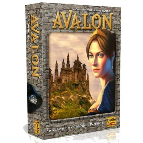 The Resistance: Avalon (2012) - настолна парти игра с роли