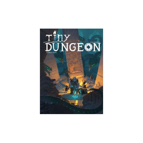 Tiny Dungeon: Second Edition RPG