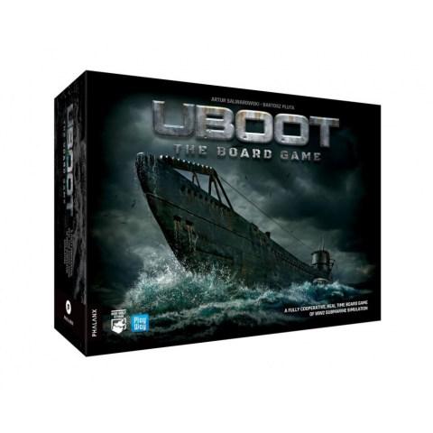 U-BOOT: The Board Game (2019)