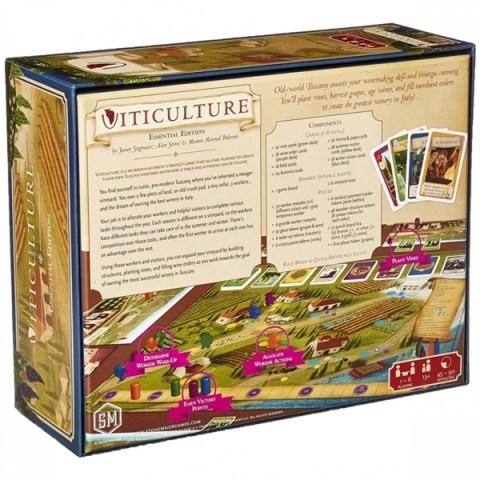 Viticulture Essential Edition (2015) - настолна игра