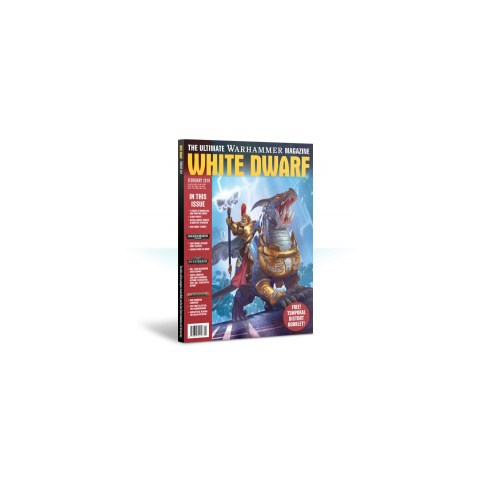 White Dwarf February 2019 в Warhammer 40K