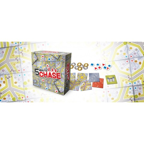 5 Minute Chase (2018) Board Game