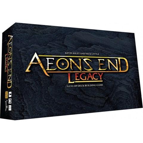 Aeon's End: Legacy (2019) - настолна игра