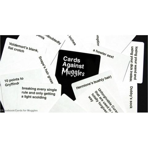 Cards Against Muggles - парти настолна игра