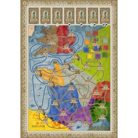 Concordia: Gallia / Corsica Expansion