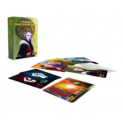 Coup: Reformation (2nd Edition) Expansion - разширение за настолна игра