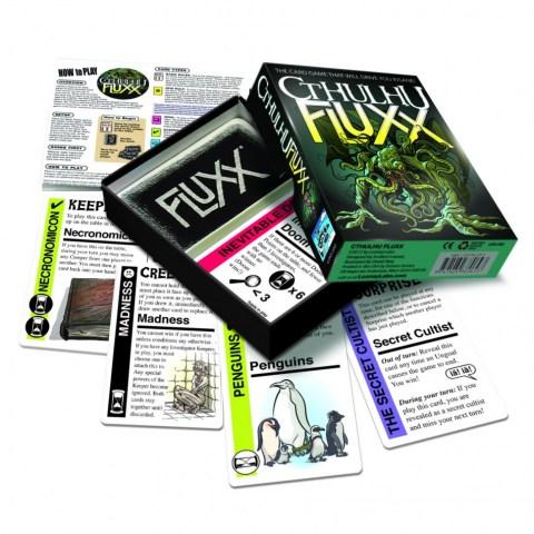 Cthulhu Fluxx (2012)  - игра с карти