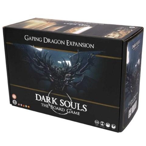 Dark Souls: The Board Game – Gaping Dragon Boss Expansion (2017) - разширение за настолна игра