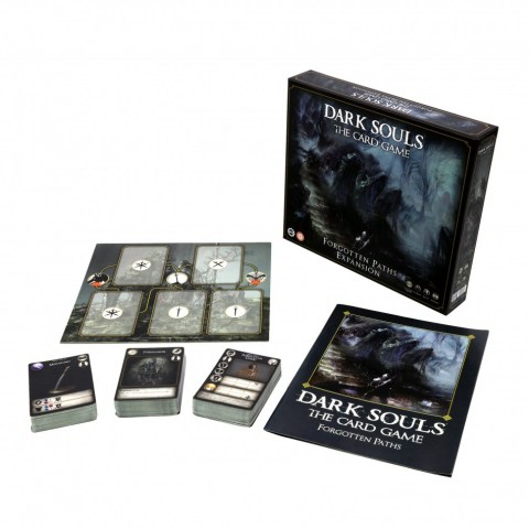 Dark Souls: The Card Game – Forgotten Paths Expansion (2018) Board Game