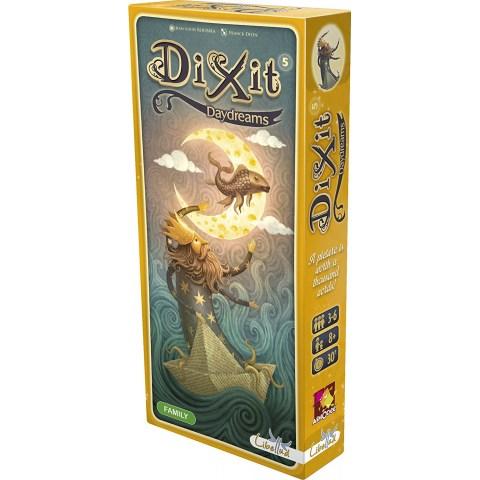 Dixit 5 (Daydreams, 2014) - разширение за настолна игра Диксит