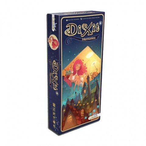 Dixit 6 : Memories (2015 edition) Board Game