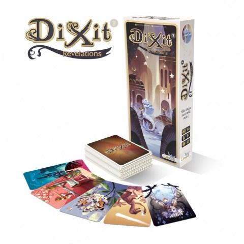 Dixit 7 (Revelations, 2016) - разширение за настолна игра Диксит