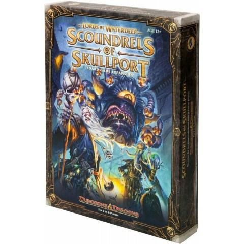 Dungeons & Dragons: Lords of Waterdeep: Scoundrels of Skullport (2013) - разширение за настолна игра