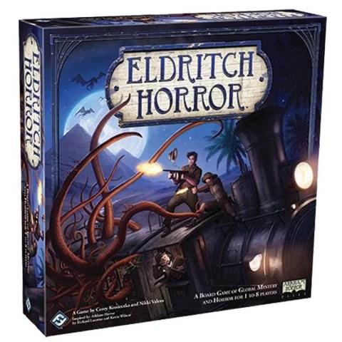 Eldritch Horror (2013) - кооперативна настолна игра