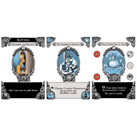 Fairytale Gloom Board Game