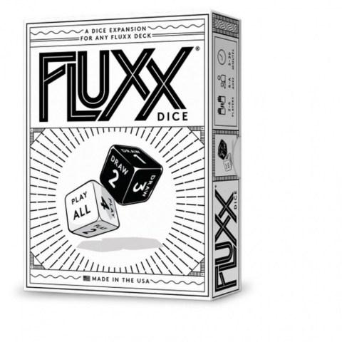 Fluxx Dice (2015) Expansion - разширение за игра