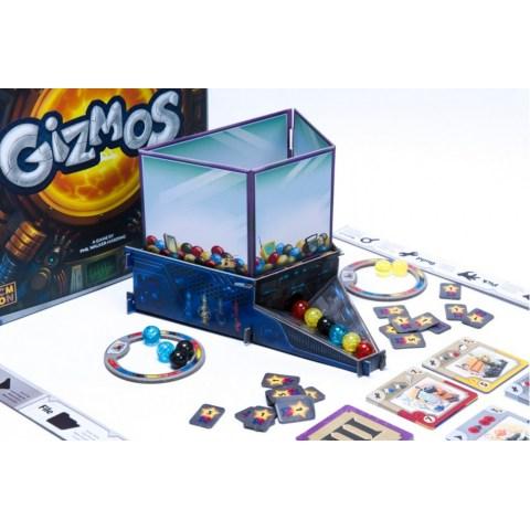 Gizmos Second Edition (2019) - настолна игра