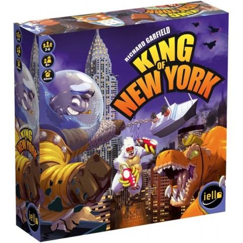 King of New York (2014) - настолна игра
