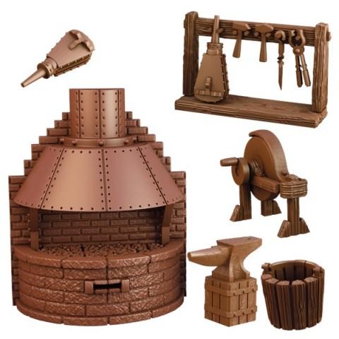 Mantic Games: Terrain Crate - Blacksmith's Forge