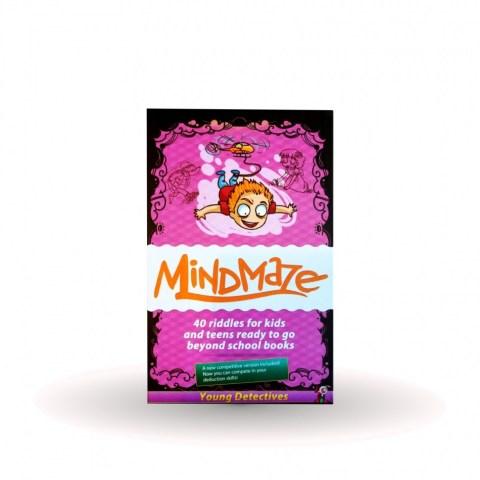 MindMaze: Young Detectives (2012) - настолна игра