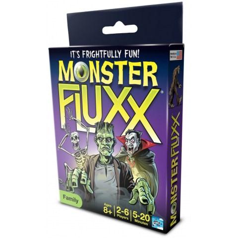 Monster Fluxx (2013) - игра с карти