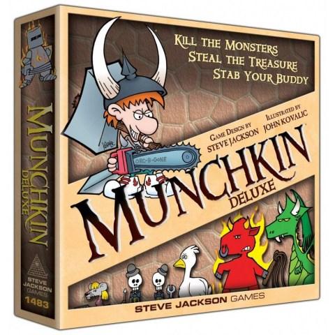 Munchkin Deluxe - настолна игра