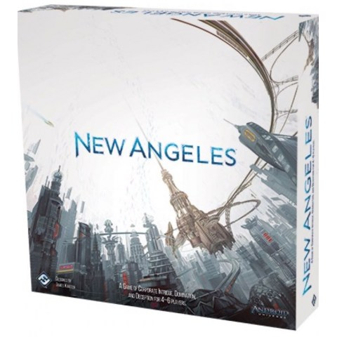Android: New Angeles Board Game