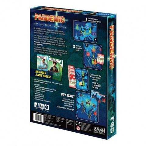 Pandemic (2019 Reprint) - настолна игра Пандемия (английско издание)