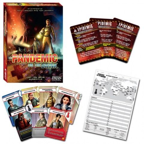 Pandemic: On the Brink Expansion (2009) - разширение за настолна игра
