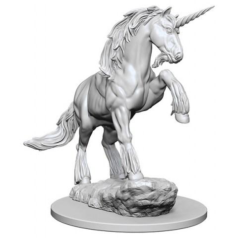 Pathfinder Battles: Deep Cuts Unpainted Miniatures Wave 1 - Unicorn