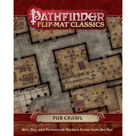 Pathfinder RPG: Flip-Mat Classics - Pub Crawl