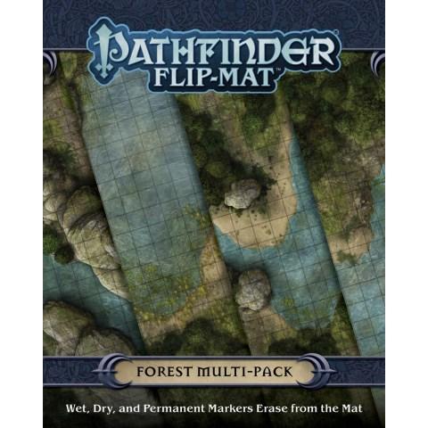 Pathfinder RPG: Flip-Mat - Forests Multi-Pack