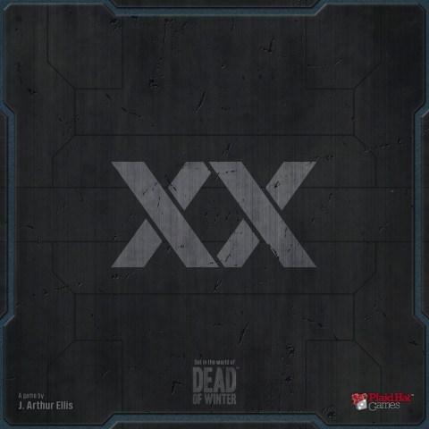 Raxxon (2017) Board Game
