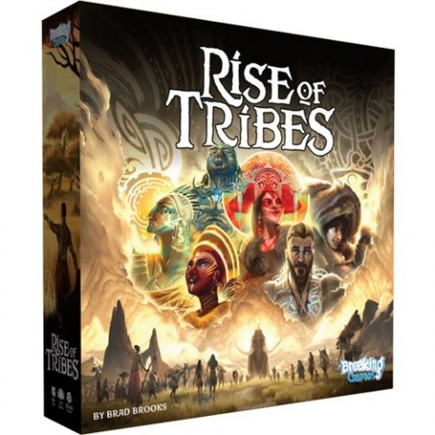 Rise of Tribes (2018) Board Game