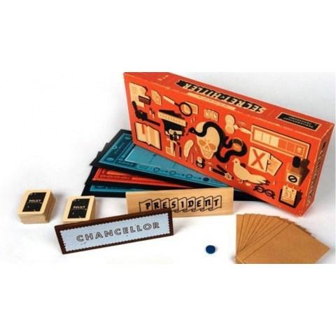 Secret Hitler (2016) Board Game