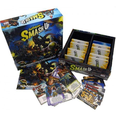 Smash Up (2012) - настолна игра