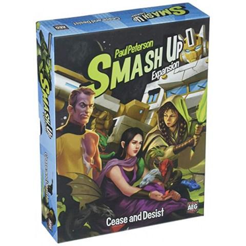 Smash Up: Cease and Desist (2016)