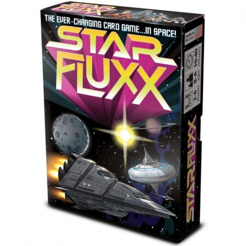 Star Fluxx (2011) - настолна игра с карти