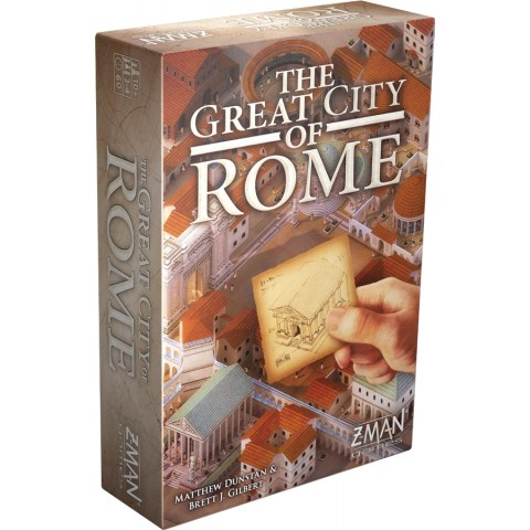 The Great City of Rome (2018) Board Game