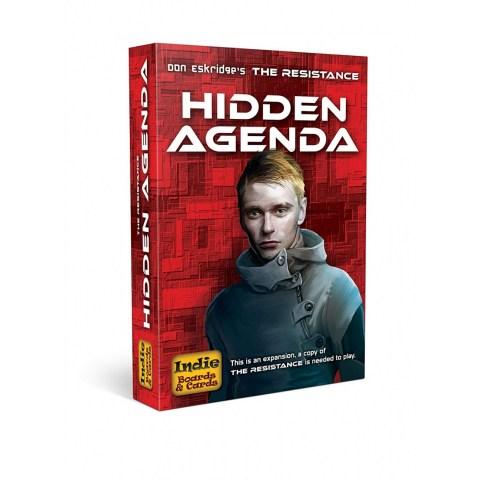 The Resistance: Hidden Agenda Expansion (2014) - разширение за настолна игра