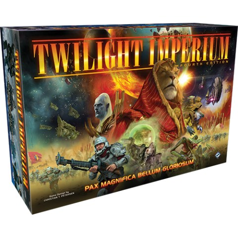 Twilight Imperium (Fourth Edition, 2017) - настолна игра