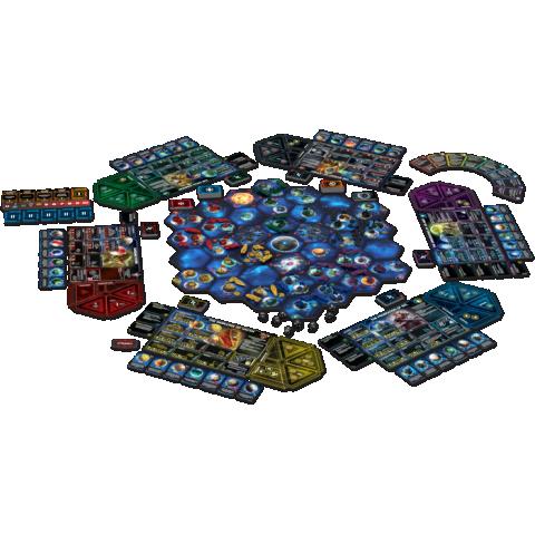 Twilight Imperium (Fourth Edition, 2017) - настолна игра