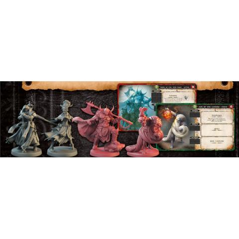 Village Attacks: Doom & Suffering Expansion (2018) - разширение за настолна игра