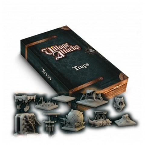 Village Attacks: Traps Expansion - разширение за настолна игра
