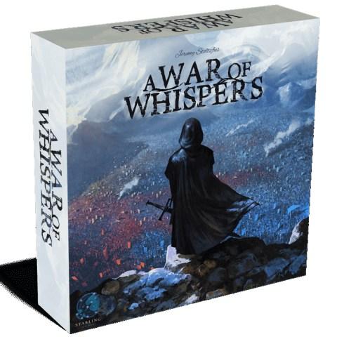 A War of Whispers (2019) - настолна игра