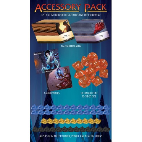 Aeon's End: Accessory Pack Board Game