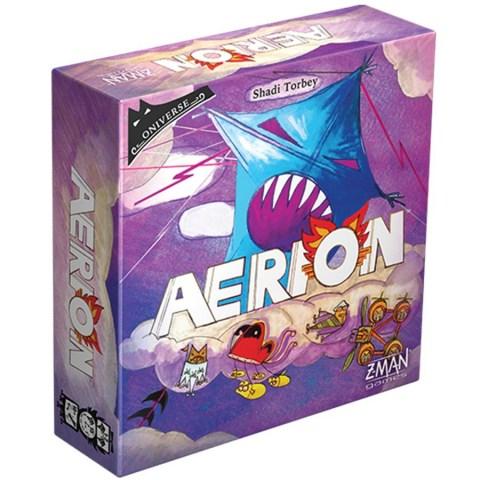 Aerion (2019) - настолна игра