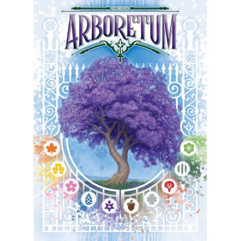 Arboretum (2015)  - настолна игра с карти