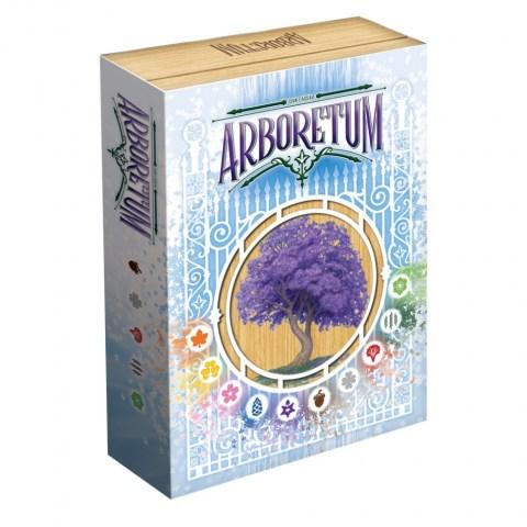 Arboretum Deluxe Edition (2018) - настолна игра с карти