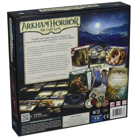 Arkham Horror: The Card Game Core Set (2016) - кооперативна настолна игра